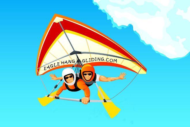 Eagle Hang Gliding, Lake City, United States