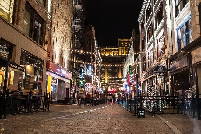 East 4th Street, Cleveland, United States