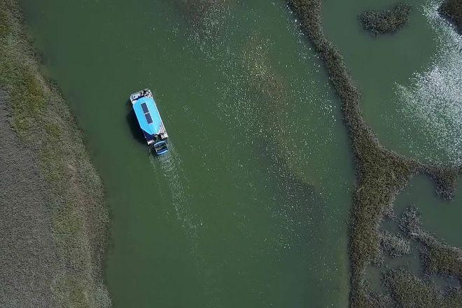 East Coast BrewBoat, Murrells Inlet, United States