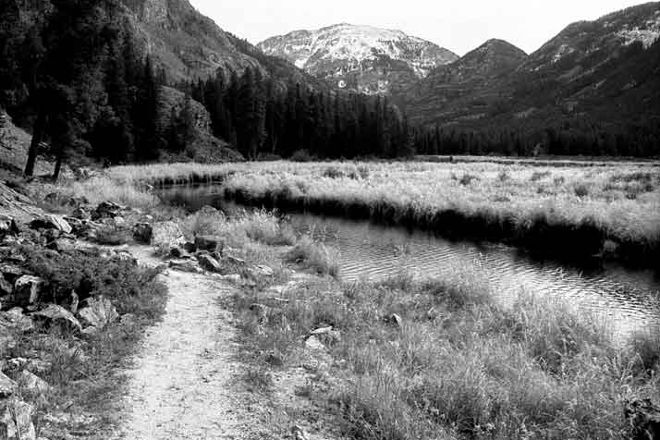 East Inlet Trail, Rocky Mountain National Park, United States