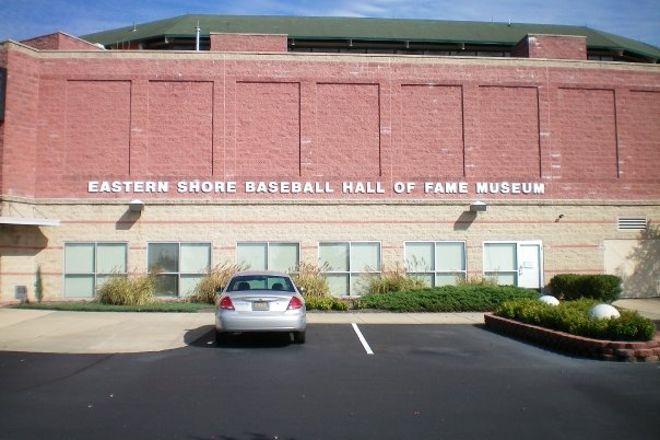 Eastern Shore Baseball Hall of Fame Museum, Salisbury, United States