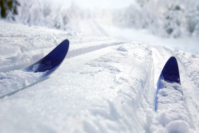 Eastman Cross Country Ski Center, Grantham, United States