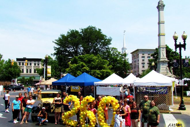 Easton Farmers Market, Easton, United States