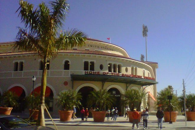Ed Smith Stadium, Sarasota, United States