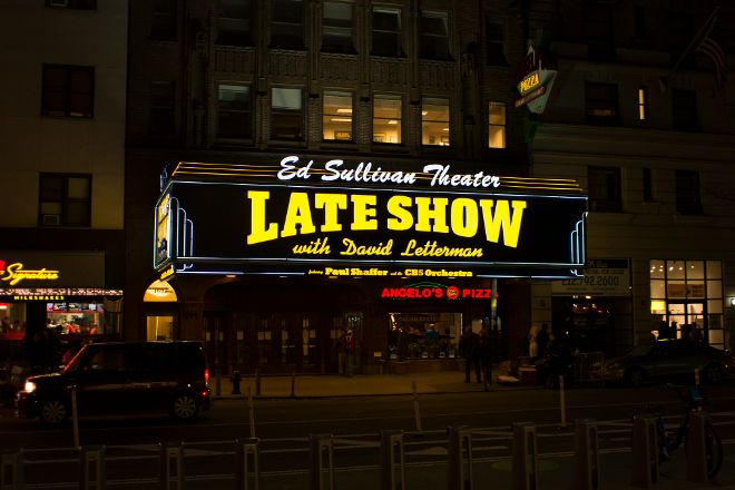 Ed Sullivan Theater, New York City, United States