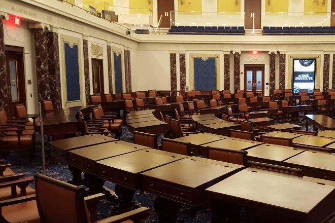 Edward M. Kennedy Institute for the United States Senate, Boston, United States