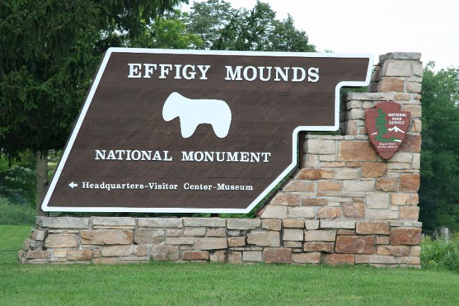 Effigy Mounds National Monument, Harpers Ferry, United States