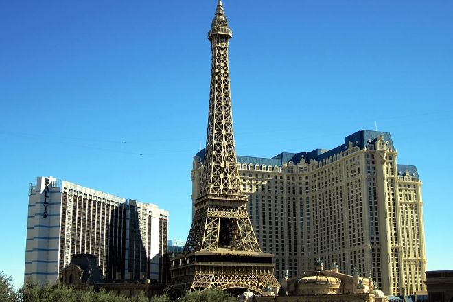 Eiffel Tower Viewing Deck, Las Vegas, United States