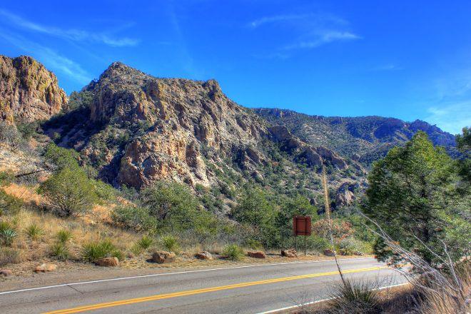 El Camino Del Rio, Lajitas, United States