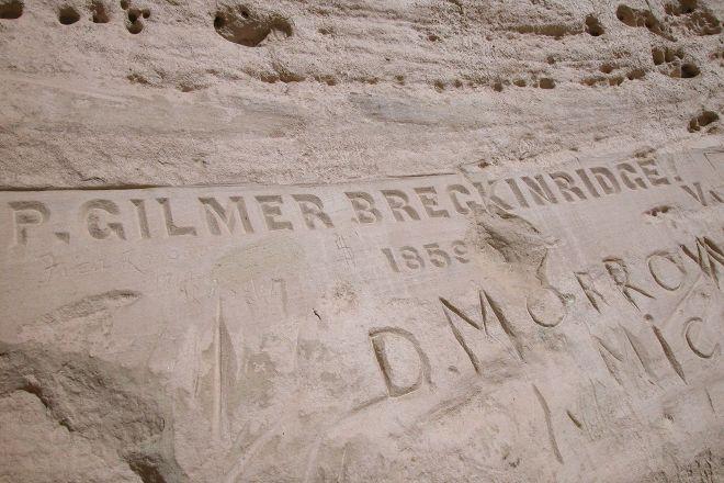 El Morro National Monument, Ramah, United States
