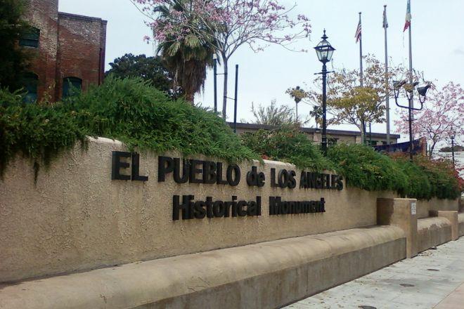 El Pueblo de Los Angeles, Los Angeles, United States