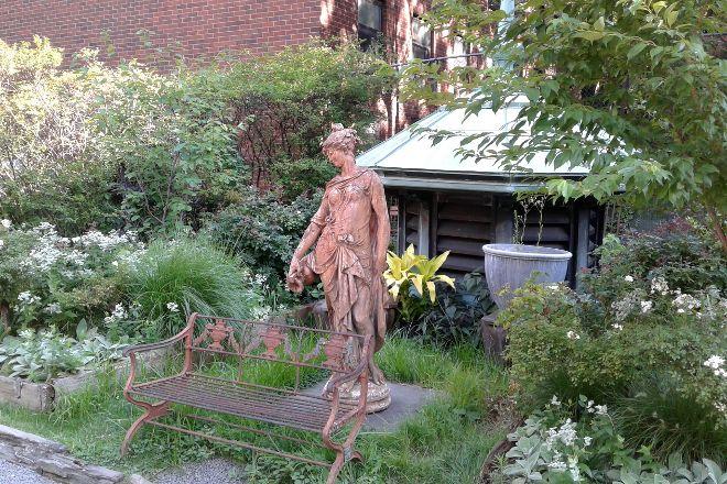 Elizabeth Street Garden, New York City, United States