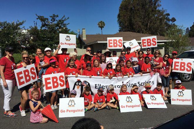 Ellen Browning Scripps Park, La Jolla, United States