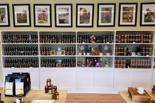 Elmwood Inn Fine Teas, Danville, United States