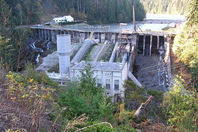 Elwah River, Washington State, United States