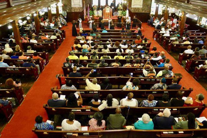 Emanuel African Methodist Episcopal Church, Charleston, United States
