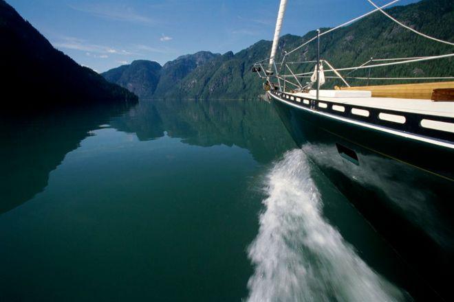 Emerald Isle Sailing Charters, Eastsound, United States