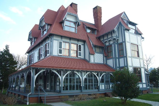 Emlen Physick Estate, Cape May, United States