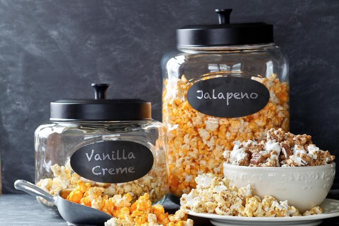 Emma's Gourmet Popcorn, New Holland, United States