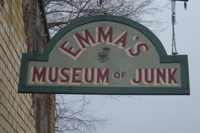 Emma's Museum of Junk, Jasper, United States