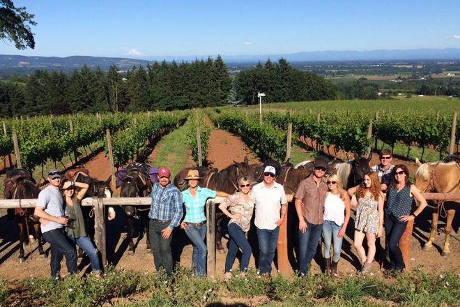 Equestrian Wine Tours, Carlton, United States