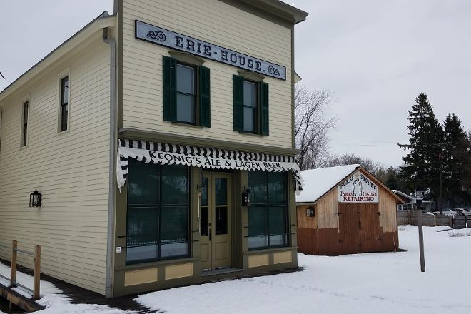 Erie Canal Heritage Park at Port Byron, Port Byron, United States