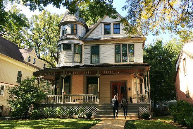 Ernest Hemingway Birthplace, Oak Park, United States
