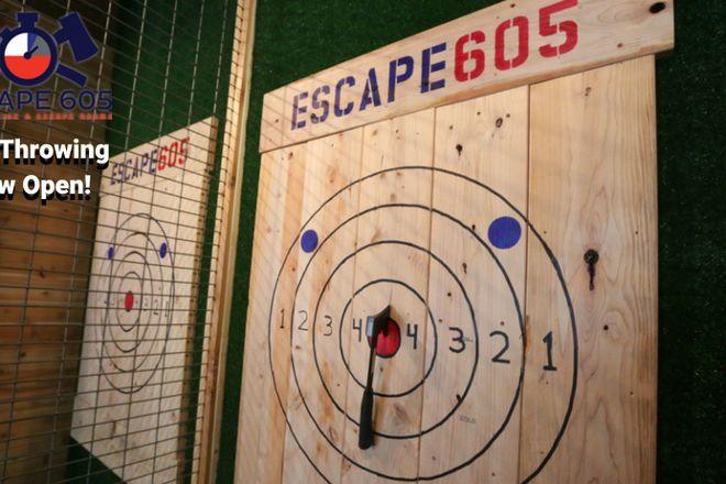 Escape 605, Sioux Falls, United States