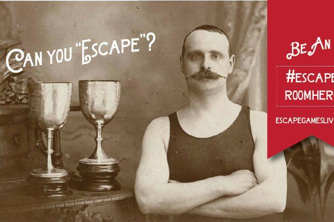 Escape Games Live, York, United States