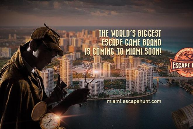 Escape Hunt, Miami, United States