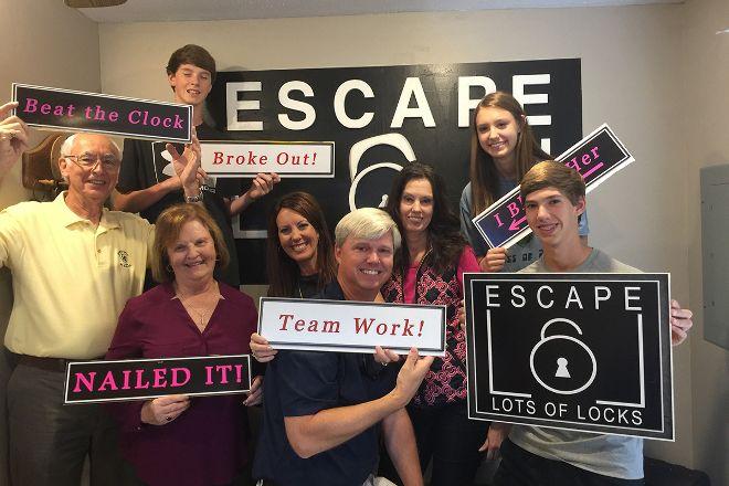 Escape LOL, Cantonment, United States