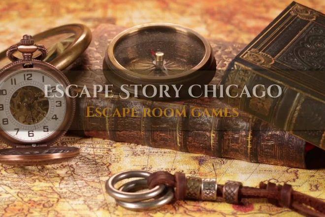 Escape Story, Lisle, United States