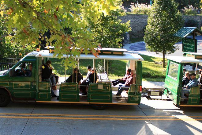 Eureka Springs Historic District Tram Tours, Eureka Springs, United States
