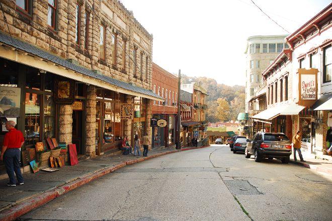 Eureka Springs Historical Downtown, Eureka Springs, United States
