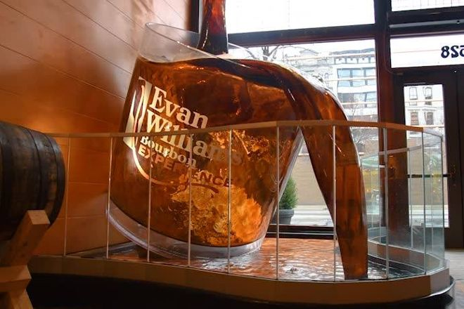 Evan Williams Bourbon Experience, Louisville, United States