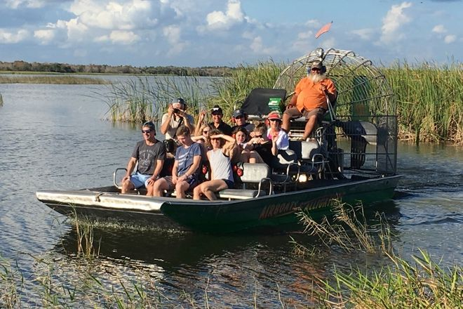 Everglades Day Safari, Davie, United States