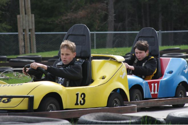 Evergreen Gifts & Fun Park, Park Rapids, United States