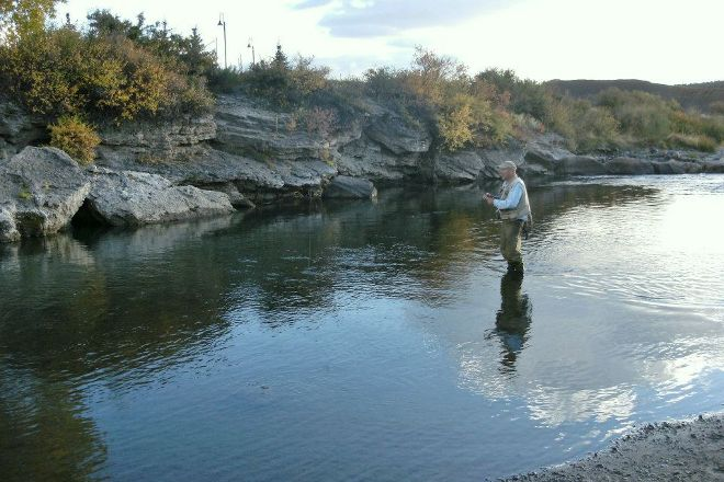Fagan's Guided Fly Fishing, Red River, United States