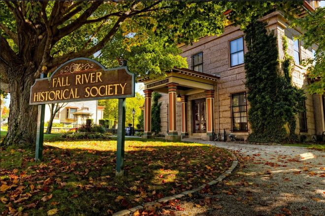 Fall River Historical Society, Fall River, United States