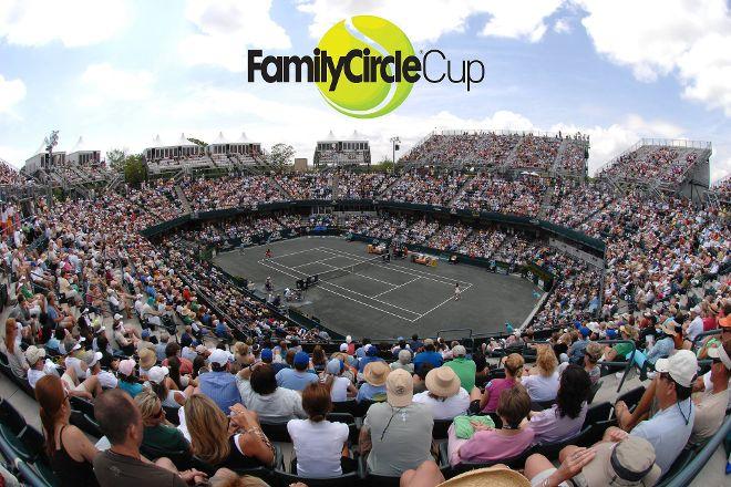Family Circle Tennis Center, Charleston, United States