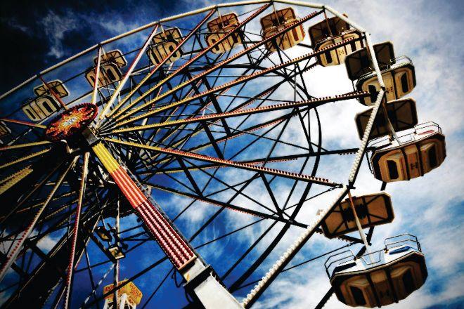 Fantasy Island Amusement Park, Beach Haven, United States
