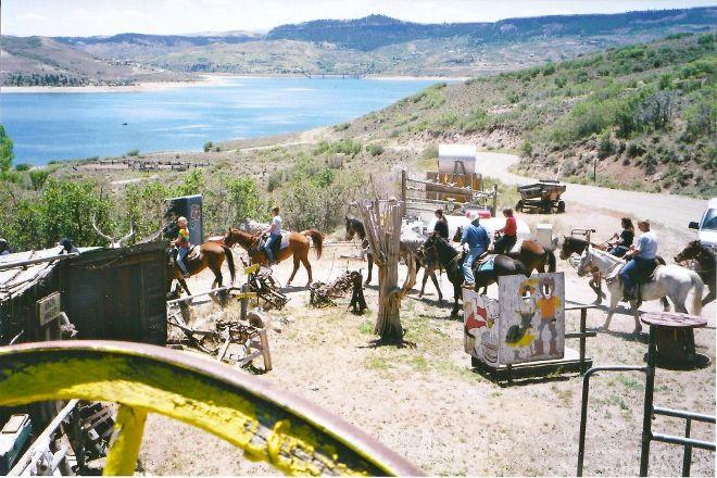 Ferro's Blue Mesa Ranch, Gunnison, United States
