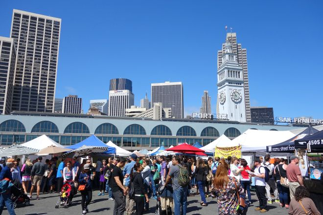 Ferry Plaza Farmers Market, San Francisco, United States