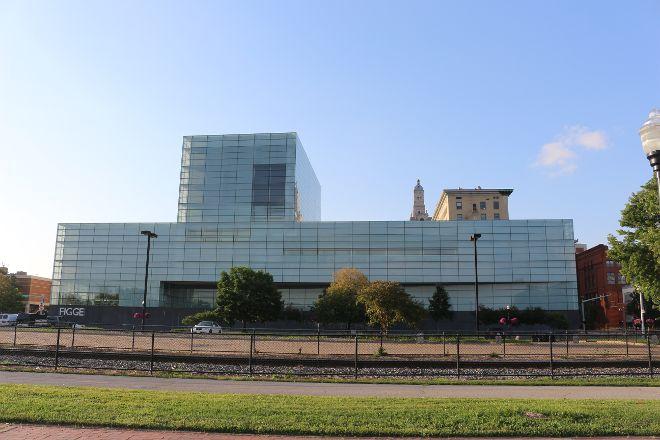 Figge Art Museum, Davenport, United States