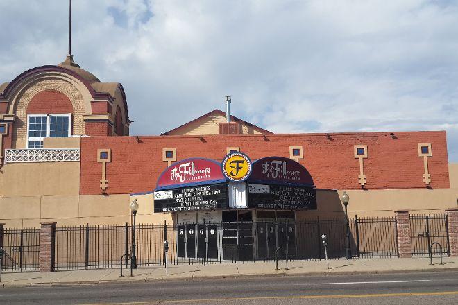 Fillmore Auditorium, Denver, United States