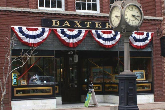 Fine Art at Baxters, New Bern, United States