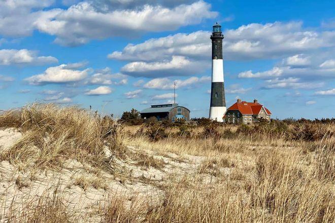 Fire Island Lighthouse, Fire Island, United States