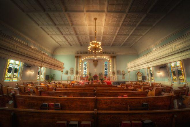 First African Baptist Church, Savannah, United States