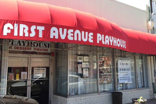 First Avenue Playhouse Dessert Theatre, Atlantic Highlands, United States