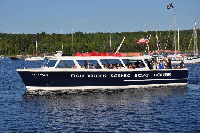 Fish Creek Scenic Boat Tours, Fish Creek, United States